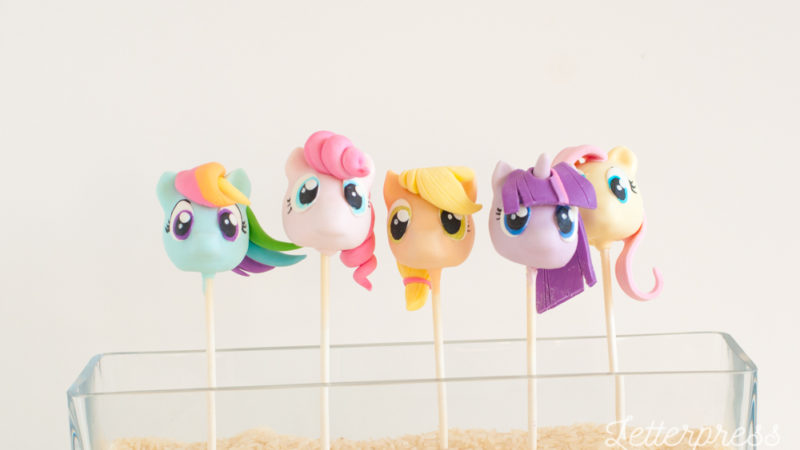 My Little Pony Desserts